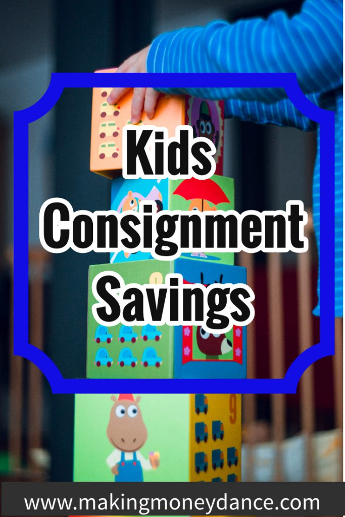 Savings on Kids Consignment